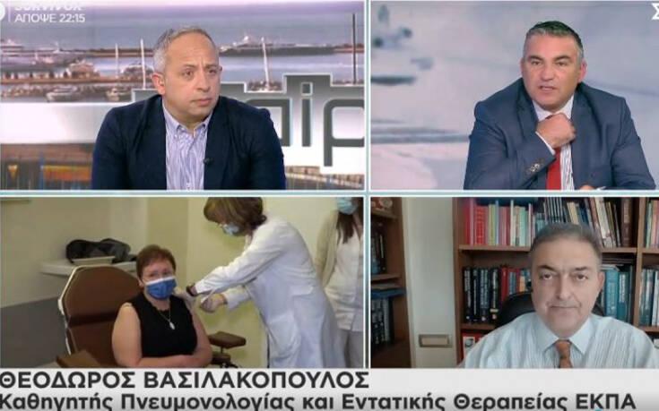 Βασιλακόπουλος: Πρόωρο να τα ανοίξουμε όλα στις 7 Ιανουαρίου