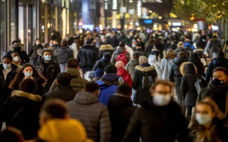 Γερμανία: Ανησυχία προκαλεί η προέλαση του κορονοϊού – Φόβοι για τρίτο κύμα