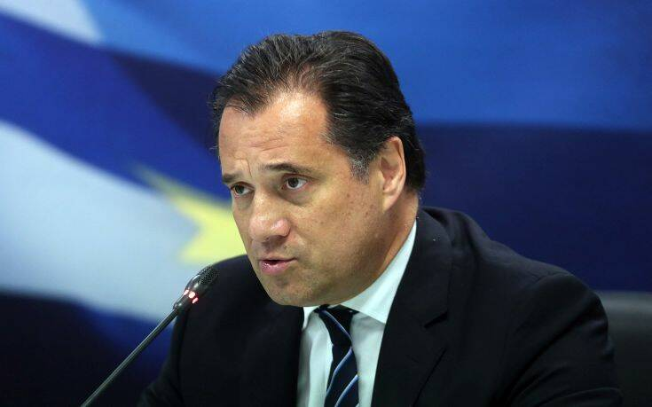 Γεωργιάδης: Πιθανό να χαριστεί το 50% της Επιστρεπτέας Προκαταβολής
