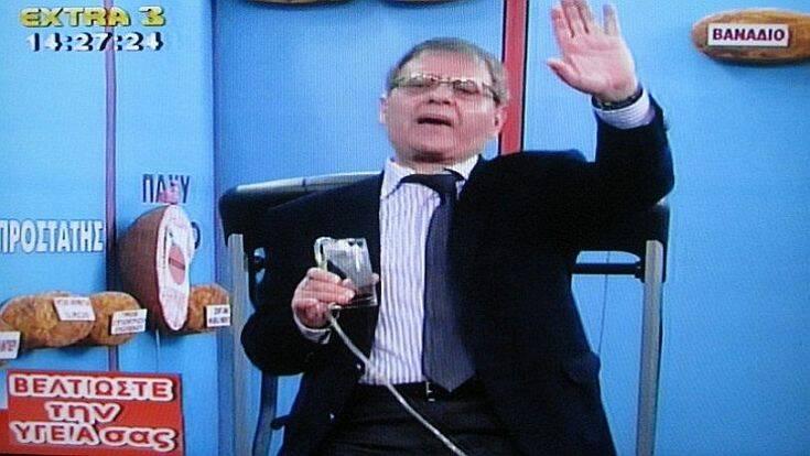 Πέθανε ο γνωστός τηλεοπτικός γιατρός, Ανδρέας Φικιώρης