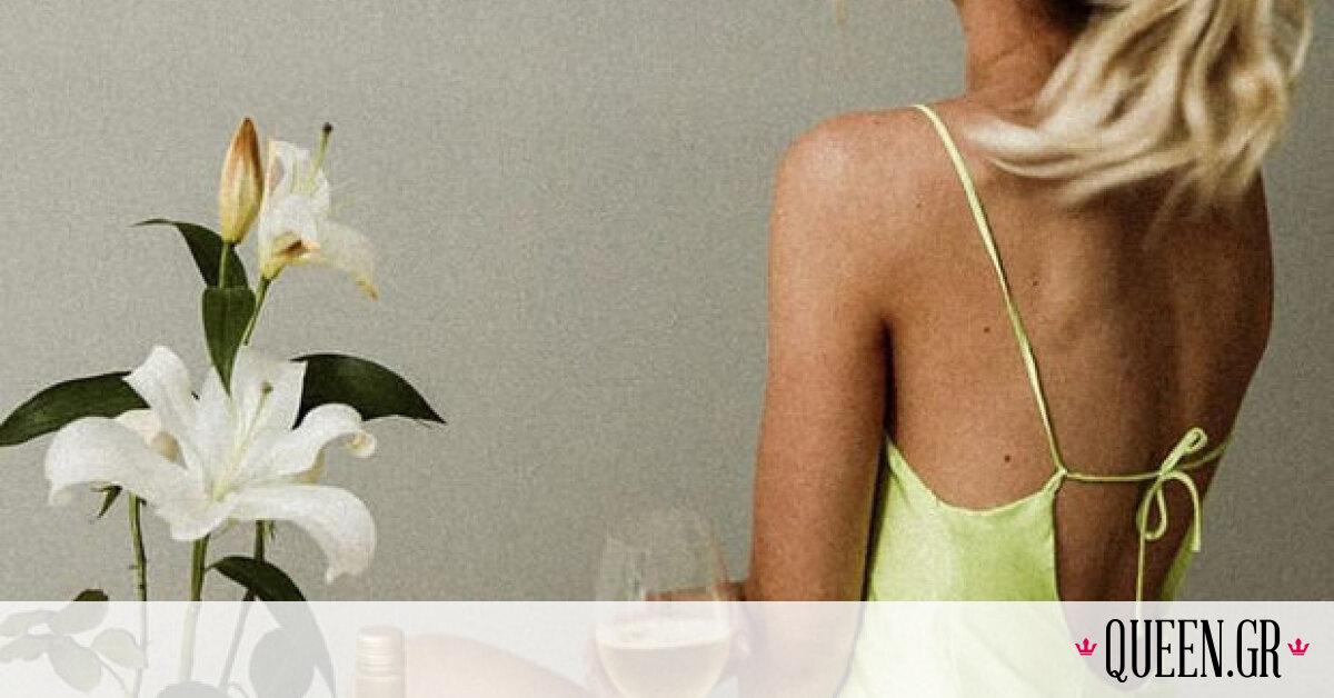 Πώς να φορέσεις το slip dress φέτος τις γιορτές (video)