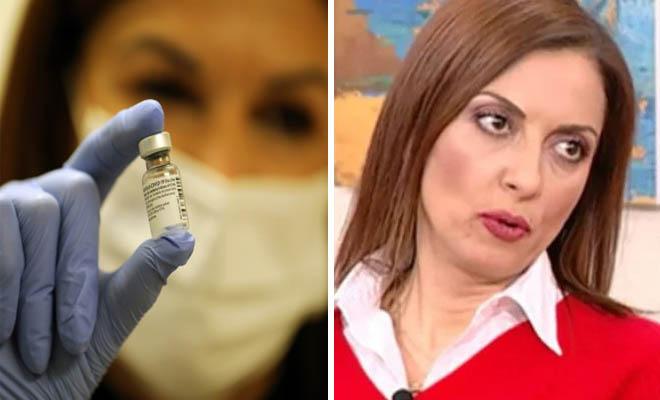Ματθλίδη Μαγγίρα: «Είμαι καχύποπτη στο εμβόλιο, δεν θέλω να γίνω πειραματόζωο. Που είναι η θεραπεία;»