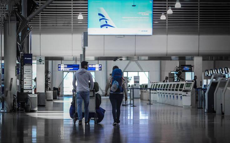 Έκτακτο μέτρο από αύριο: Σε 7ήμερη καραντίνα οι ταξιδιώτες από Βρετανία