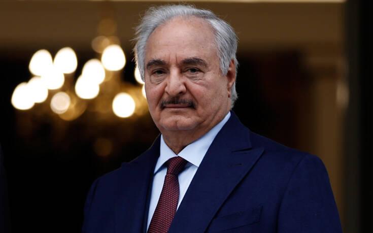Οι υπουργοί Άμυνας Τουρκίας και Λιβύης φοβούνται επίθεση από τις δυνάμεις του στρατάρχη Χάφταρ