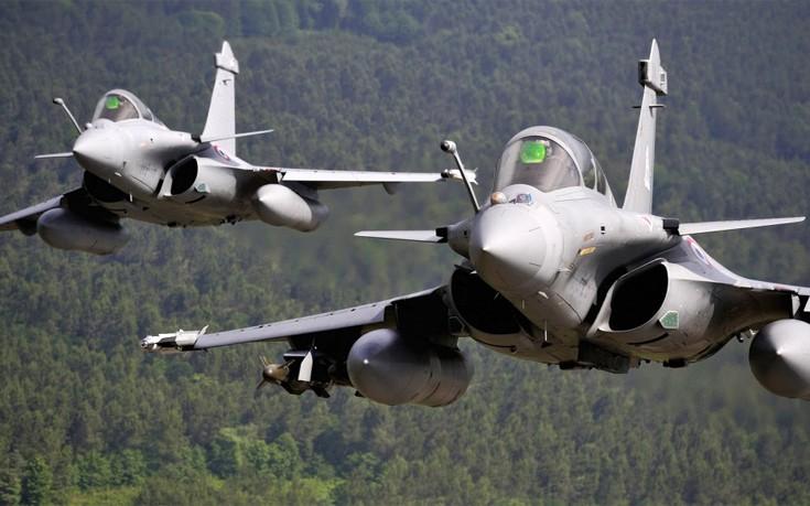 Το 2021 η Ελλάδα αποκτά τα πρώτα έξι ετοιμοπόλεμα γαλλικά Rafale