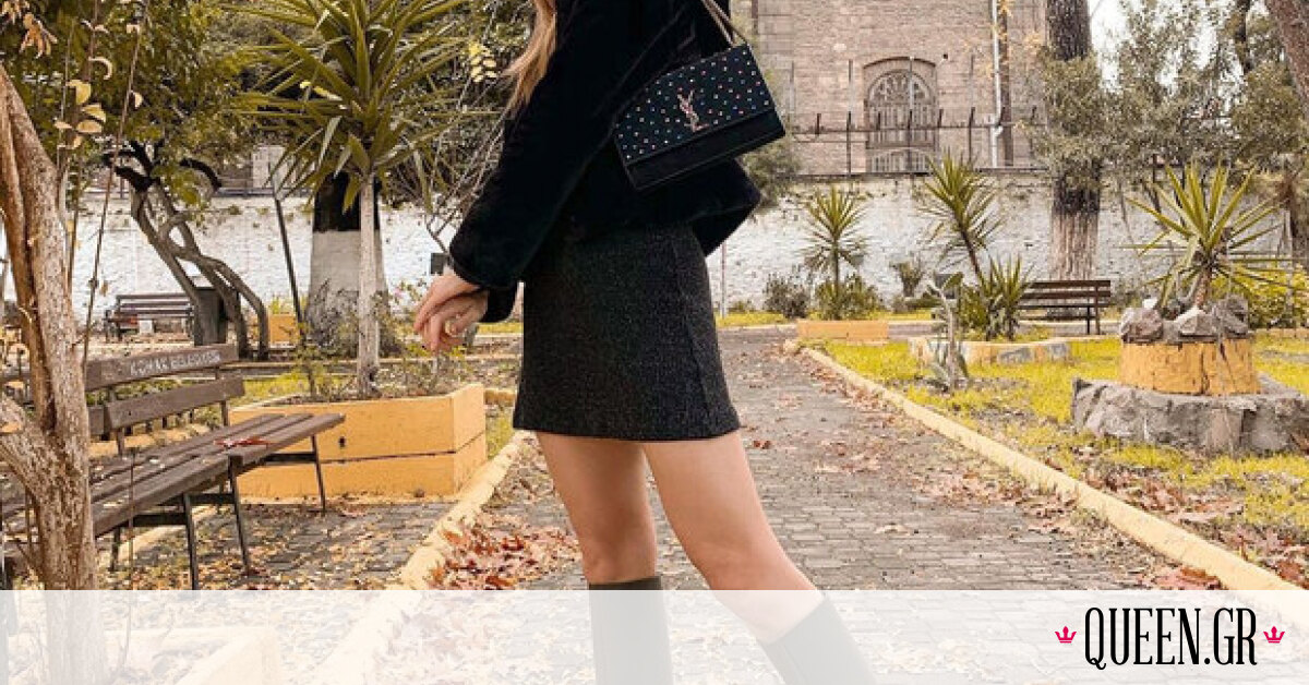 Μάθε πώς να φορέσεις τις γαλότσες σου με τους πιο stylish τρόπους και το 2021