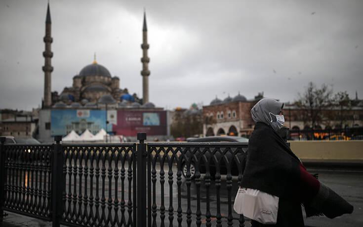 Νέο ρεκόρ θανάτων στην Τουρκία – 235 νέα θύματα το τελευταίο 24ωρο