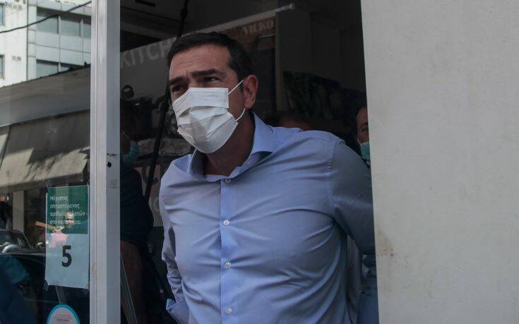 Διαψεύδει ο ΣΥΡΙΖΑ τα περί μετακόμισης Τσίπρα από την Κυψέλη στο Σούνιο