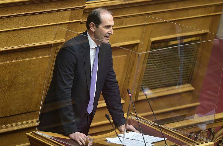 Βεσυρόπουλος: «Ούτε νέοι φόροι, ούτε αύξηση υφιστάμενων στον Προϋπολογισμό του 2021»