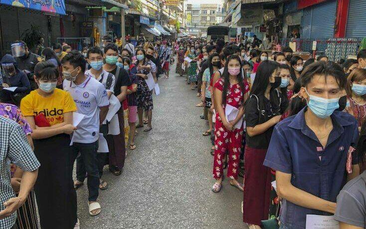 Εστία κορονοϊού σε αγορά: Θετική 67χρονη πωλήτρια γαρίδων, ακολούθησαν 689 κρούσματα σε 4 ημέρες