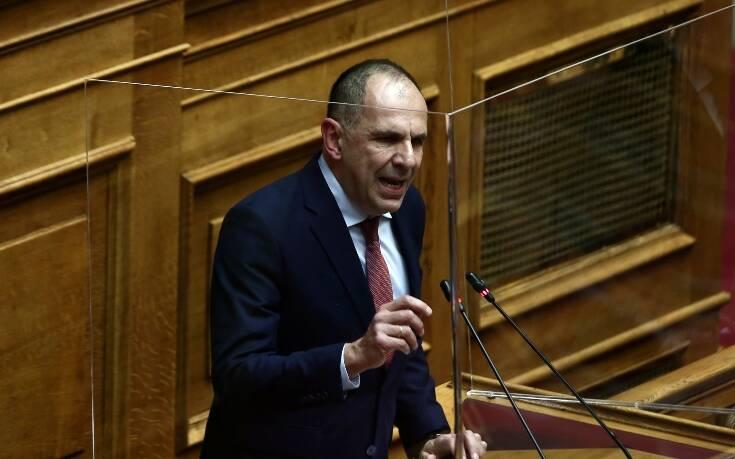 Γεραπετρίτης: Ο ΣΥΡΙΖΑ κυβέρνησε με αυταπάτες και αντιπολιτεύεται με ευκαιριακές σημαίες καταστροφής