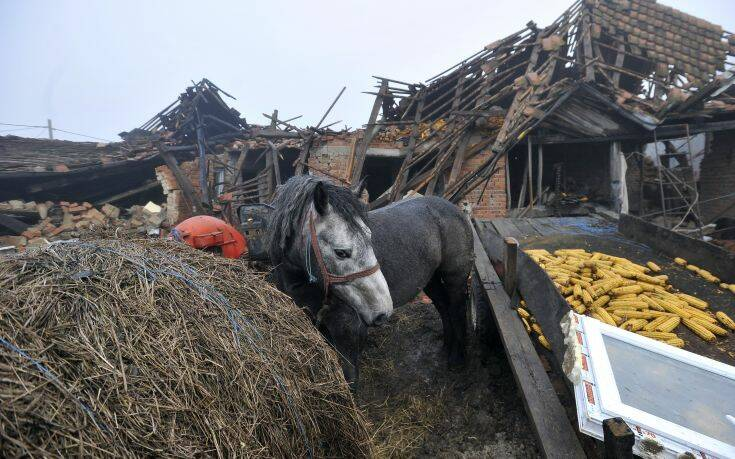 Σεισμός στην Κροατία: Η Ελλάδα έστειλε άμεσα βοήθεια με εντολή Μητσοτάκη
