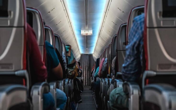 Δείτε ένα μυστικό δωμάτιο αεροπλάνου