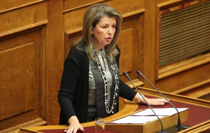 Έφυγε από τη ζωή η πρώην βουλευτής της ΝΔ, Ευγενία Τσουμάνη-Σπέντζα – Το μήνυμα Mητσοτάκη