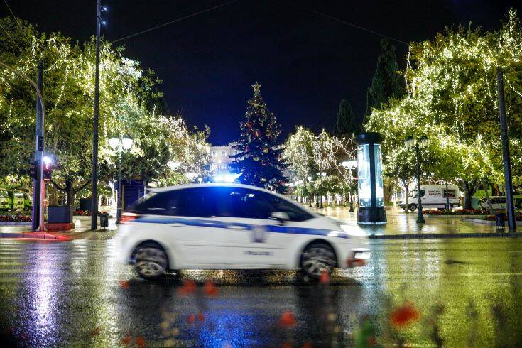 Χριστούγεννα με αυστηρά μέτρα: Εξονυχιστικοί έλεγχοι και βαριές «καμπάνες» για τους παραβάτες