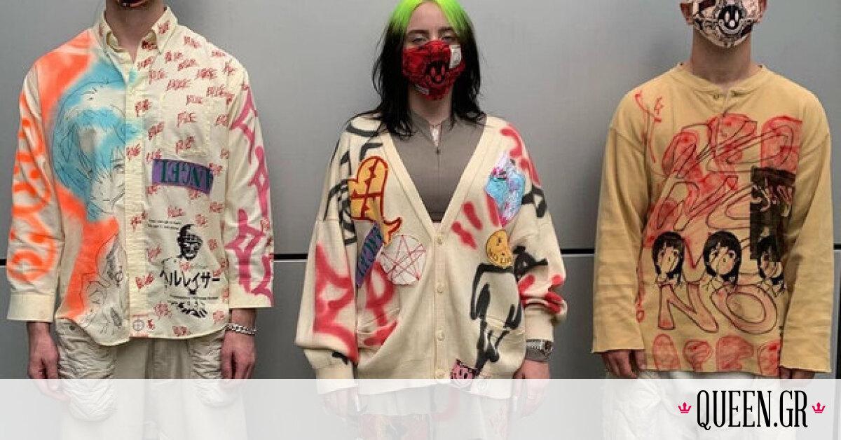 Πολλοί καλλιτέχνες λατρεύουν αυτό το streetwear brand που εμπνέεται από anime