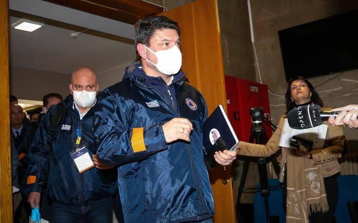 Κορονοϊός: Στη Θεσσαλονίκη ο Χαρδαλιάς – «Πυρετός» συσκέψεων ενόψει εορτών