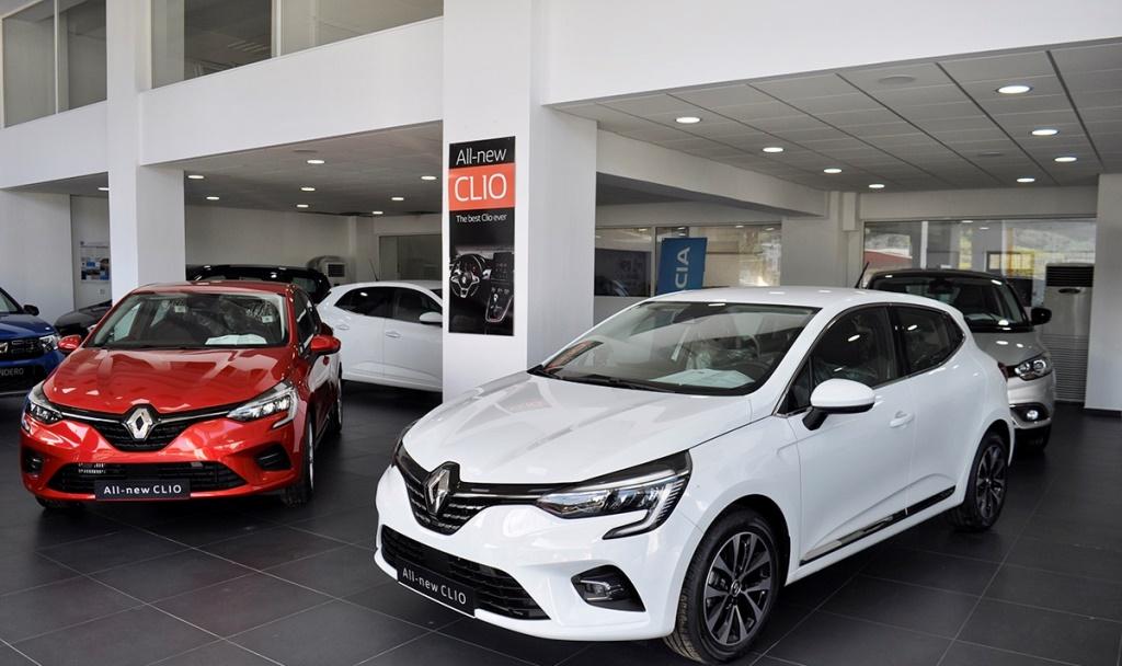 ΠΥΡΑΜΙΣ Ε.Π.Ε. -Νέα εποχή Renault στο Ηράκλειο Κρήτης