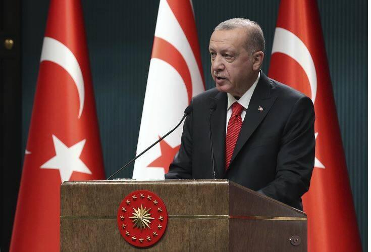 Ερντογάν: Όσοι απειλούν την Τουρκία με κυρώσεις στο τέλος θα απογοητευτούν