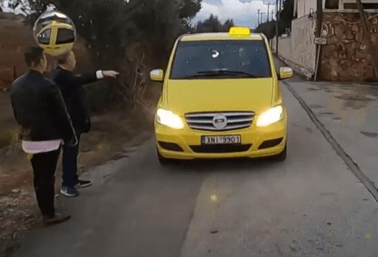 Ο Αλέξανδρος Τσουβέλας βάζει το ταξίμετρο για φιλανθρωπικό σκοπό (trailer)