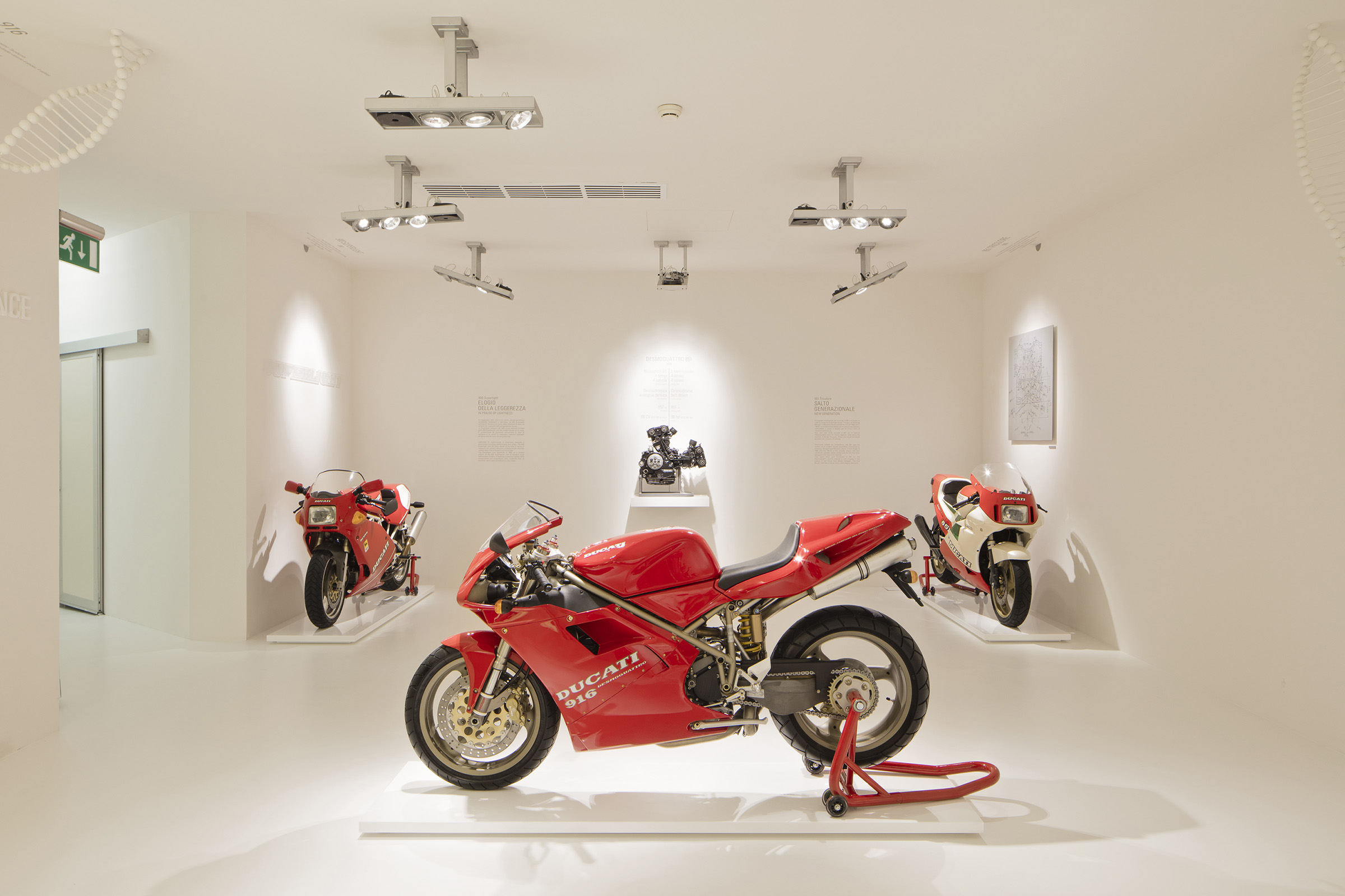 Online Journey: μια εικονική περιήγηση στο Μουσείο Ducati!