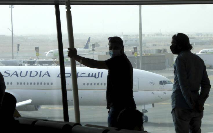 Σαουδική Αραβία: Άνοιξαν τα σύνορα μετά τον εντοπισμό του μεταλλαγμένου στελέχους του κορονοϊού