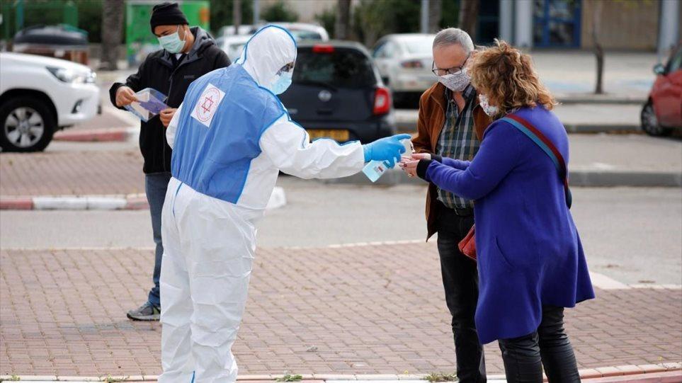 Ισράηλ: Ούτε το 0,1% δεν μολύνθηκε από κορωνοϊό μετά τη δεύτερη δόση του εμβολίου