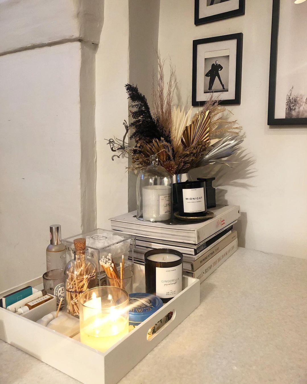 Fashionable Candles: Πού θα βρεις τα πιο στυλάτα κεριά για να διακοσμήσεις τον χώρο σου