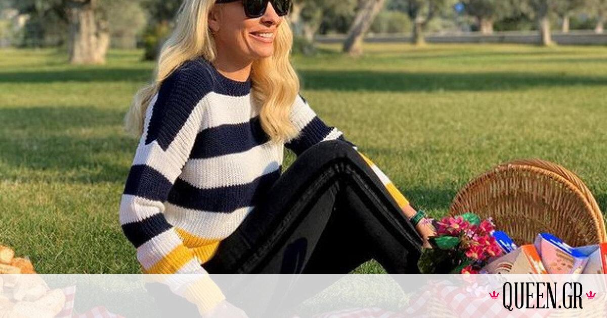 Πρώτη φορά βλέπουμε την Ελένη Μενεγάκη με αυτά τα ρούχα στο Instagram!