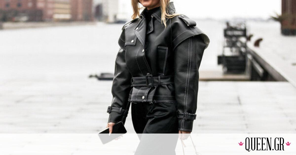 Οδηγός Αγοράς: Kλασικά μαύρα μπουφάν για να είσαι ultra chic και το 2021