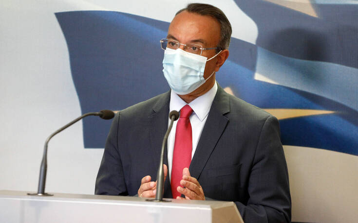 Σταϊκούρας: Βοηθήσαμε την κοινωνία – Δώσαμε 23,2 εκατ. ευρώ σε πάνω από 60.000 δάνεια