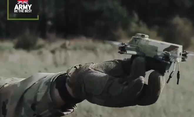 Μικροσκοπικά drone φέρνουν την επανάσταση στις ένοπλες συγκρούσεις [Βίντεο]