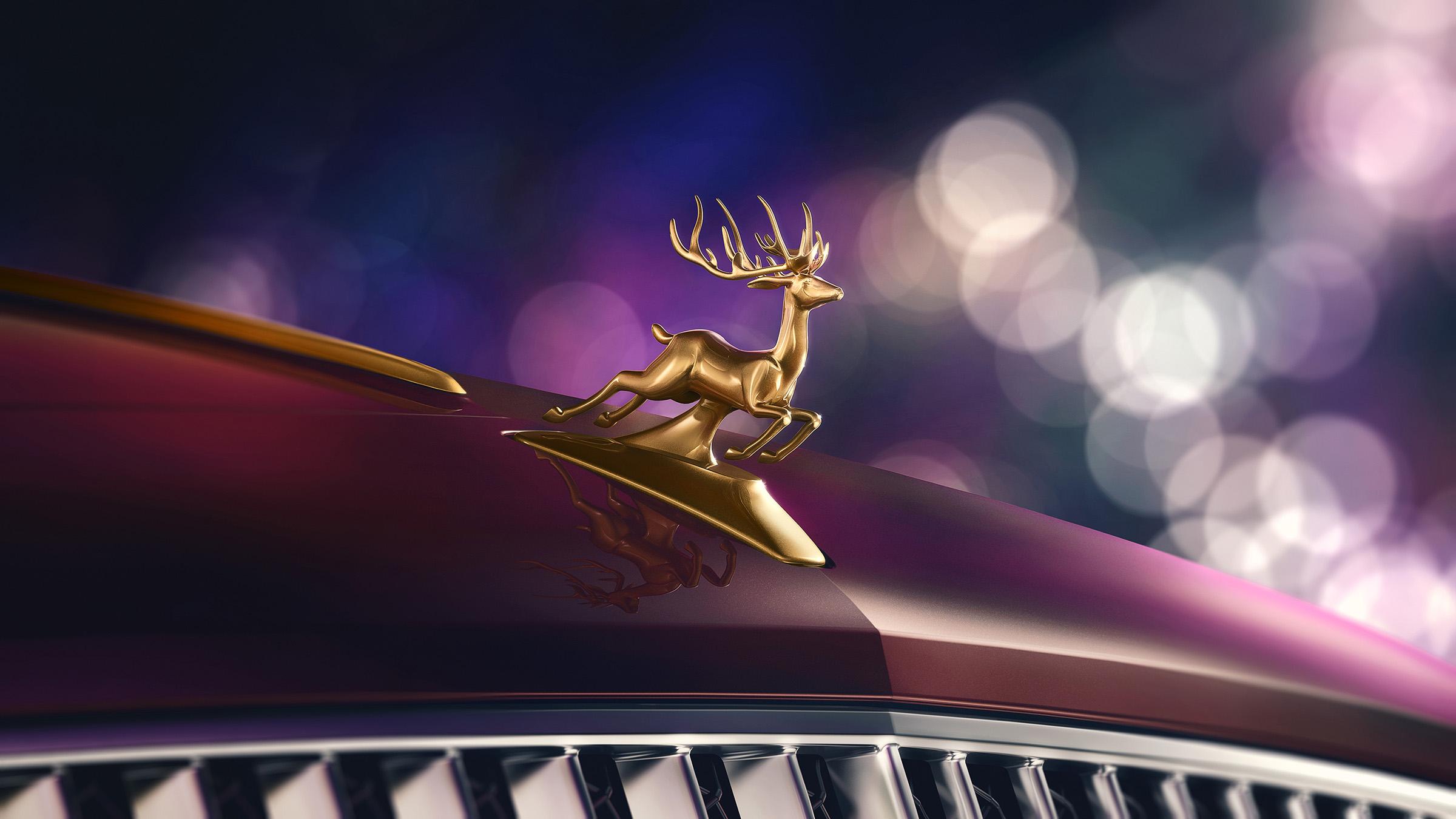 Επίδειξη δημιουργικότητας από τους σχεδιαστές της Bentley ειδικά για τις γιορτές