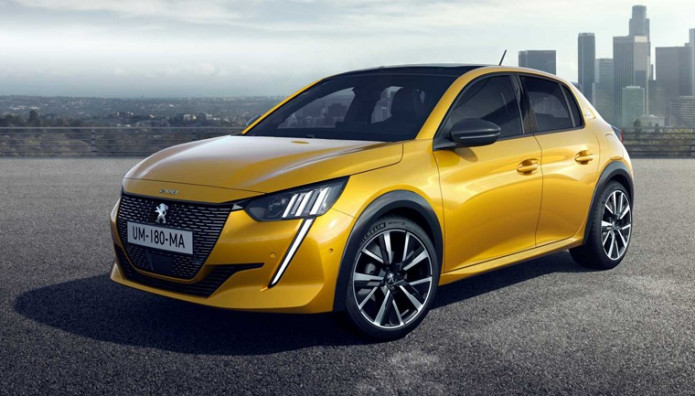 Στην κορυφή των πωλήσεων η Peugeot στην Ελλάδα