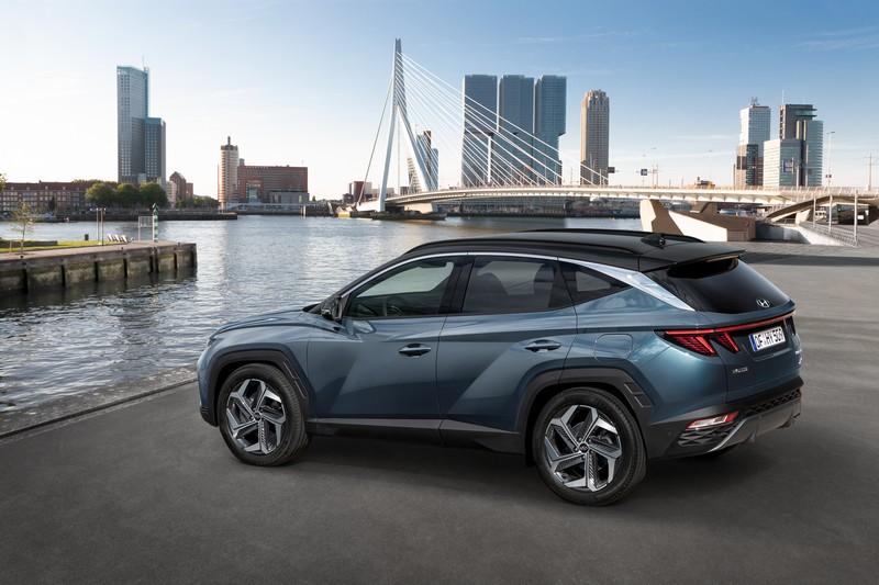Με επαναστατική σχεδίαση και προηγμένα τεχνολογικά χαρακτηριστικά το νέο Hyundai Tucson