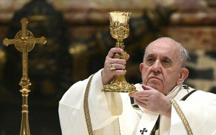 Πάπας Φραγκίσκος: Προτρέπω τις αρχές και τον λαό των ΗΠΑ να διαφυλάξουν τις δημοκρατικές αξίες