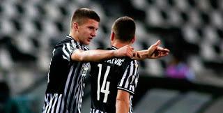 """Ζίβκοβιτς και Τζόλης τραβάνε το """"κουπί"""" στον ΠΑΟΚ"""