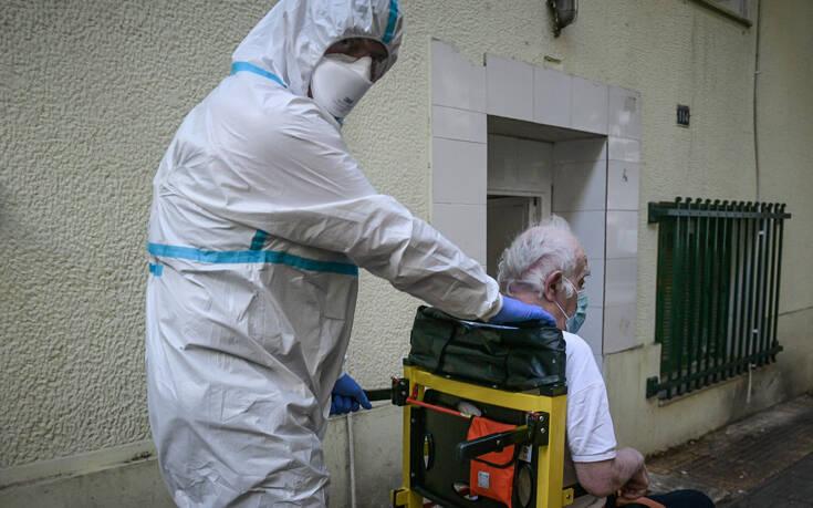 Γηροκομείο Χανίων: Νέα τεστ σε εργαζόμενους και ηλικιωμένους – Στα 5 τα κρούσματα