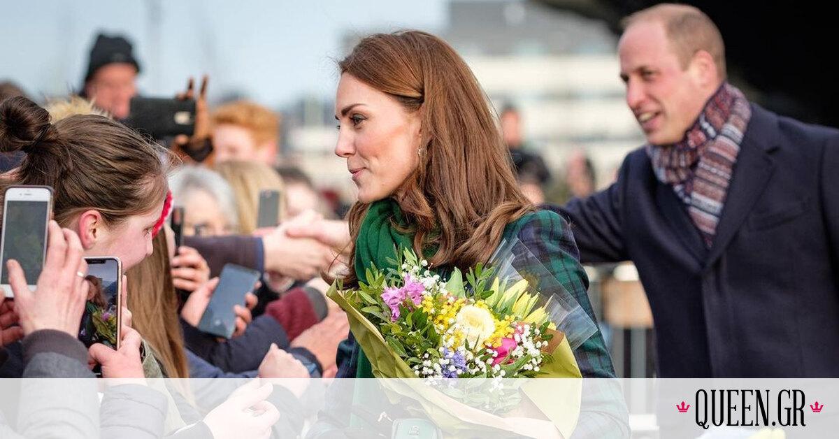 Διχάζει το φόρεμα που μόλις έβαλε η Kate Middleton
