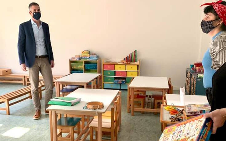 Δήμος Αθηναίων: Έτοιμα τα σχολεία να υποδεχθούν με υγειονομική ασφάλεια μαθητές και εκπαιδευτικούς