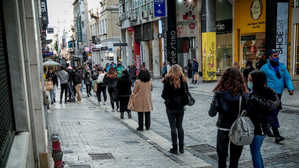 Κορωνοϊός: Ανησυχία για την εικόνα της Αττικής – «Λιανεμπόριο με click away και όχι σχολεία σήμερα»