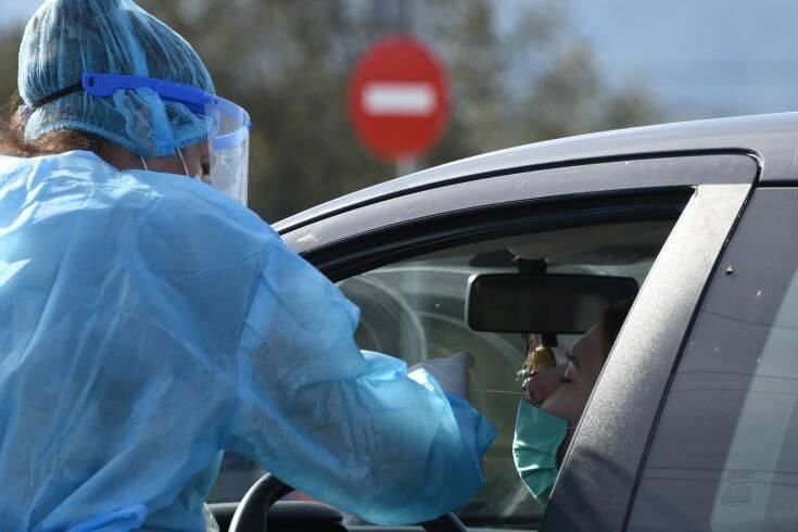 Βόλος: Αισιόδοξα μηνύματα από τα rapid tests σε Βόλο και Σκιάθο