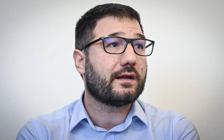 Ηλιόπουλος: Η κυβέρνηση συνεχίζει στον δρόμο της αποτυχίας όσον αφορά τη διαχείριση της πανδημίας