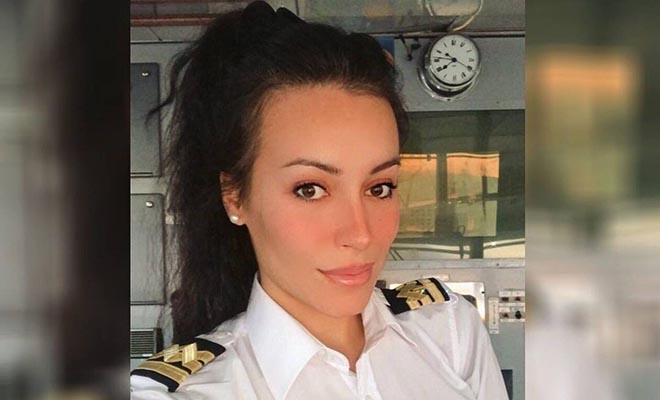 Μαριάνθη Κάσδαγλη – Survivor: Γνωρίστε την υποπλοίαρχο του Εμπορικού Ναυτικού [Εικόνες]
