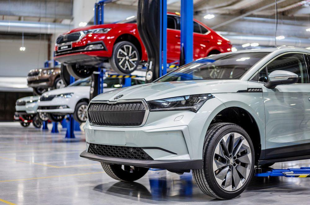 Νέο κέντρο της SKODA για την κατασκευή test cars και πρωτότυπων