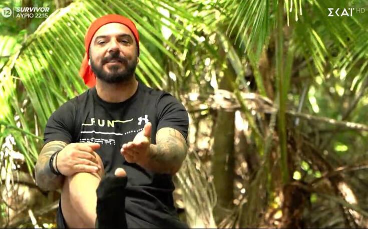 Survivor: Η τρύπια κάλτσα του Τριαντάφυλλου «έριξε» το Twitter