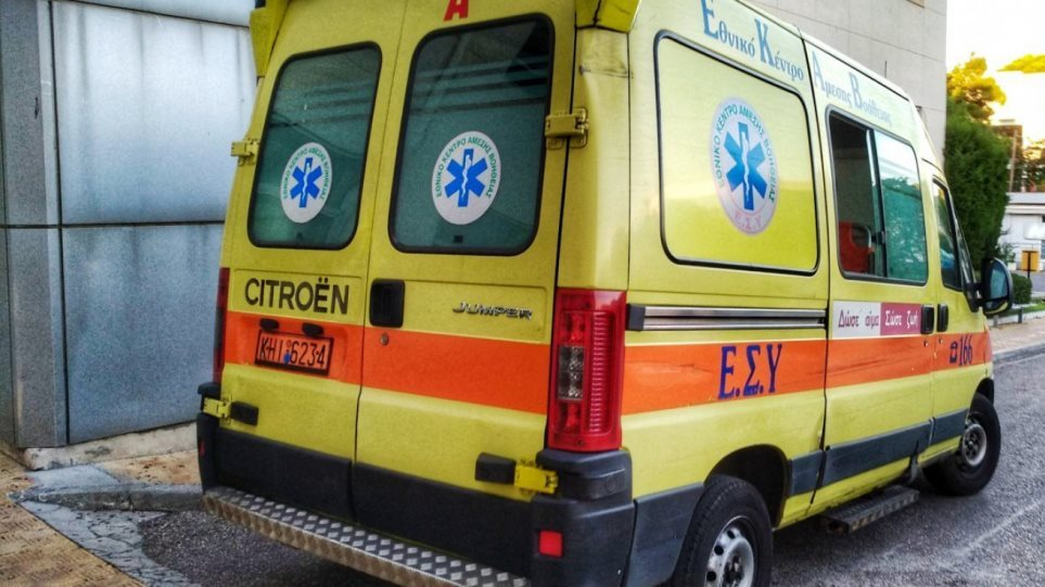 Θεσσαλονίκη: Γυναίκα έπεσε στο κενό από μπαλκόνι τρίτου ορόφου
