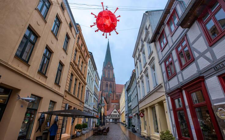 Γερμανία: 1.070 θάνατοι και 26.391 κρούσματα κορονοϊού σε 24 ώρες