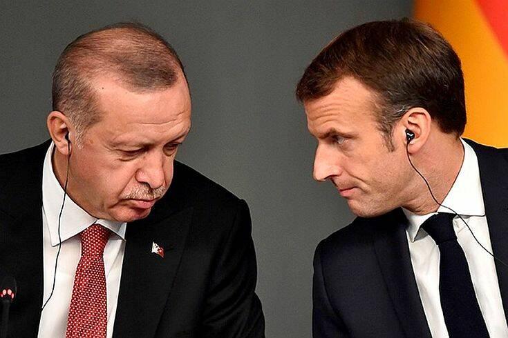 Αρχίζει ξανά ο διάλογος μεταξύ Ερντογάν και Μακρόν