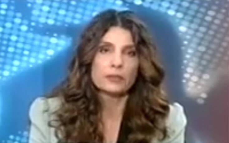Η Πόπη Τσαπανίδου αντέδρασε στο άνοιγμα του λιανεμπορίου: «Είναι σα να περιμένουμε τον κορονοϊό»